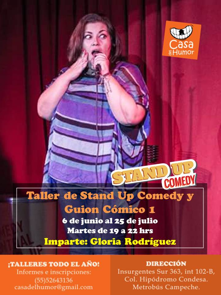 Stand Up 1 - Junio 2017