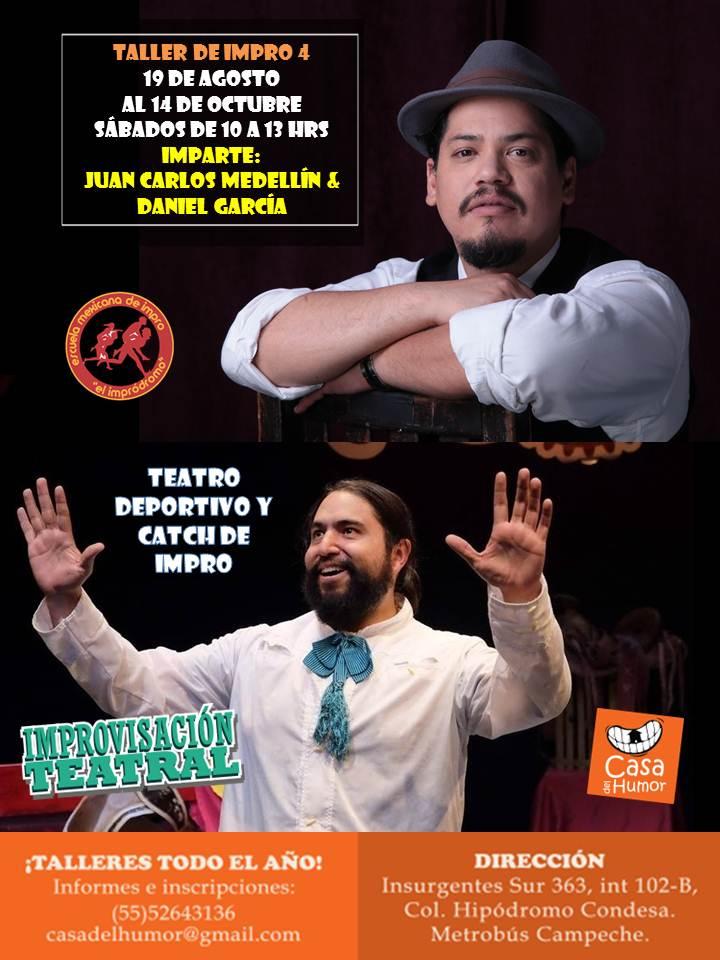 Impro 4 - Juan Carlos Medellín & Daniel García
