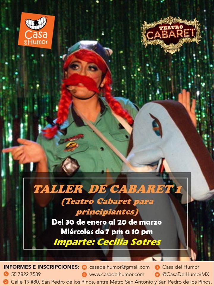 taller cabaret 1 - cecilia sotres - enero 2019