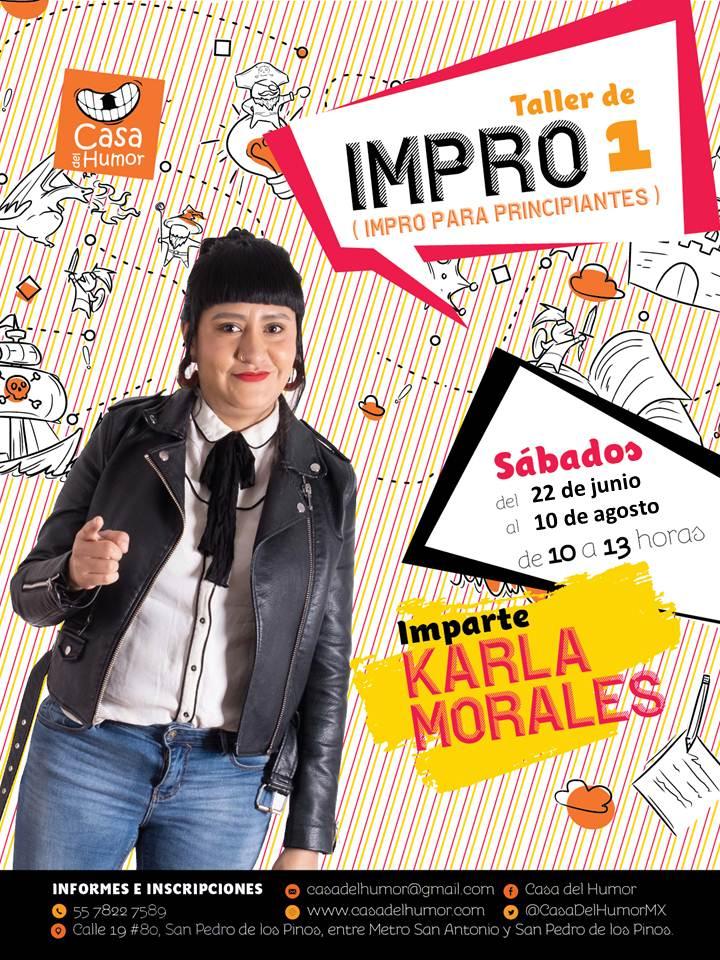 Taller de Impro 1 - Karla Morales